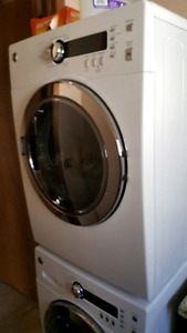 Washer and dryer. Rarely used.
