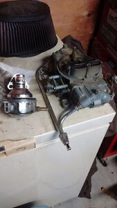 Holley 650 carb and 150 pump