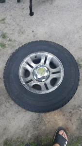 2002 ford ranger rims and tires 235 75 R15