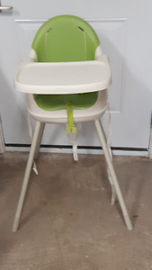 HIgh Chair, or Booster