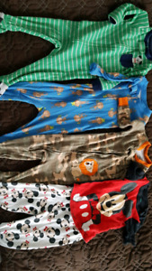 Baby Boy gently used  Jeans / Pijamas / clothes $50