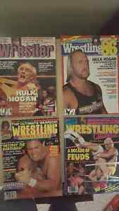 Pro Wrestling Magazines WWE WCW Kitchener / Waterloo Kitchener Area image 1