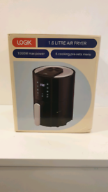 Logik 1.6 litre air fryer laf20