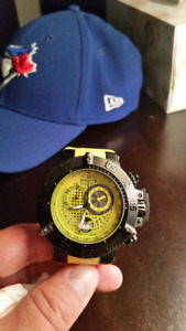 FS: Invicta Diver watch. 500 M Water Resistant. Swiss made.