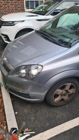 2007 Vauxhall Zafira 1.8 Spare or repairs