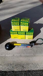 Filtre Huile et piece 3.0 litre diesel mercedes