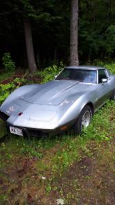 1975 Corvette PRICE DROP Now $8000