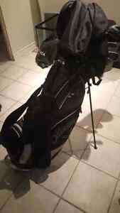 Set of Callaway golf clubs