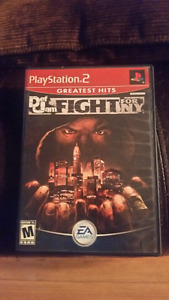 Def Jam Fight For NY Greatest Hits(Playstation 2)