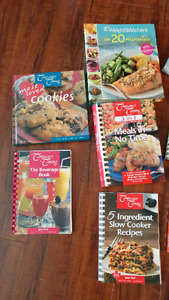 Variety of Cook Books