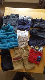 Boys 5-6 yr bundle some new.