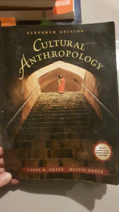 Cultural anthropology eleventh edition - ember