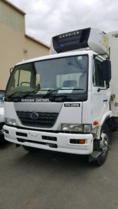 NISSAN UD REFRIGERATED TRUCK Selling  complete North Albury Albury Area Preview