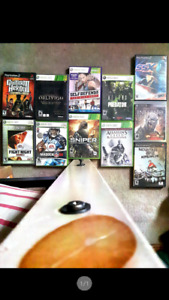 Ps2 and ps3 and xbox360 games