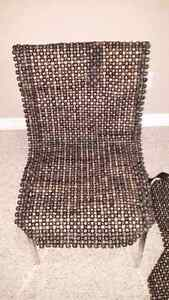 Beaded seat cover London Ontario image 1
