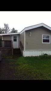 Mobile home on rented lot in Lexington Park, Bible Hill