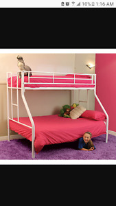 Looking for single, double bunk bed frame!