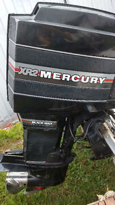 Black Max 150 hp Mercury motor - Mechanic Special