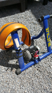 Bike Trainer Stand with Tire