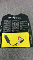 EasyCap Transfer Old VHS Tape to DVD Yourself !!!