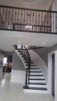 Stairs and Railings Renovations