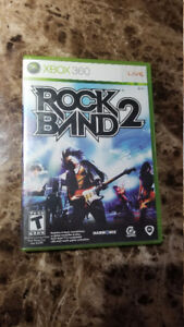 Rock Band 2 with Drums and Guitar (batteries included)