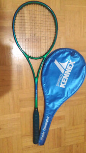 Brand Name Squash/Tennis Racquets, Light Wt. Mint Condition