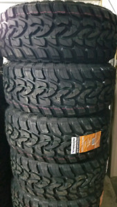 33X12.50R20 LT NEW TIRES BLOWOUT!! $1000