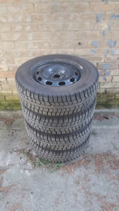 Pirelli Ice Control Winter Tires