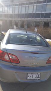 Vente de Chrysler sebring 2007.  119000km