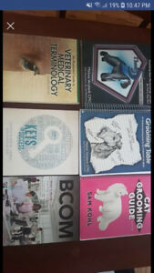 Veterinary Assistant and Animal Grooming Textbooks