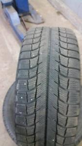 205/55r16 Michelin hiver 8/32