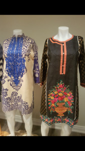 Pakistani clothes shefoon Lawn