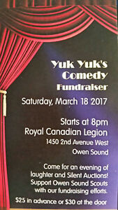 Yuk Yuk's Comedy Night