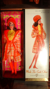 MOD BARBIE DOLL REPRODUCTION