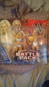 WWE action figure set