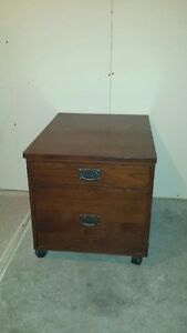 DURHAM FURNITURE MISSION FILE CABINET