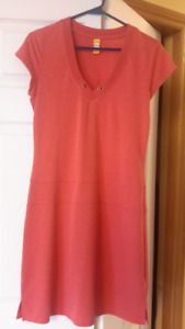 Lole french terry light summer dress-size M