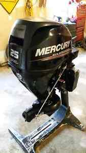 2015 - 25 Hp Jet Outboard