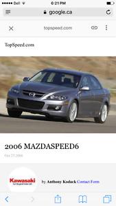 2006 Mazda MAZDASPEED6 Other