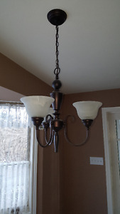 Ceiling Fixture - Almost New!