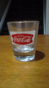 Vintage Coca-Cola Shot Glass