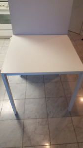 Ikea dining table - perfect for 2!