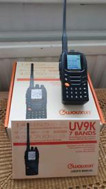 UV9K 7 Band Radio