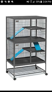 Double Critter Nation Cage