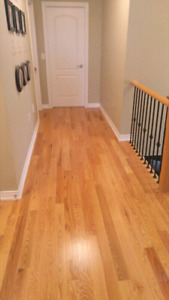 Flooring installations starting at 95 cents a sqft