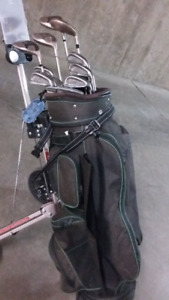 2 sets of golf clubs for sale