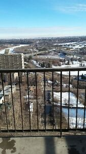 2 bed all included downtown highrise Edmonton Edmonton Area image 6