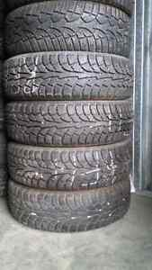 4 P205/65R15 Kingstar Winter Radial