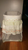 only used 2 times bassinet good condition